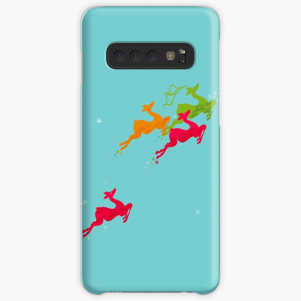 Winer Deer Case & Skin for Samsung Galaxy