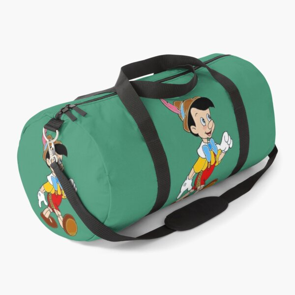 Pinocchio Duffle Bag