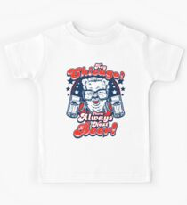 Hairy Caray Kids Tee