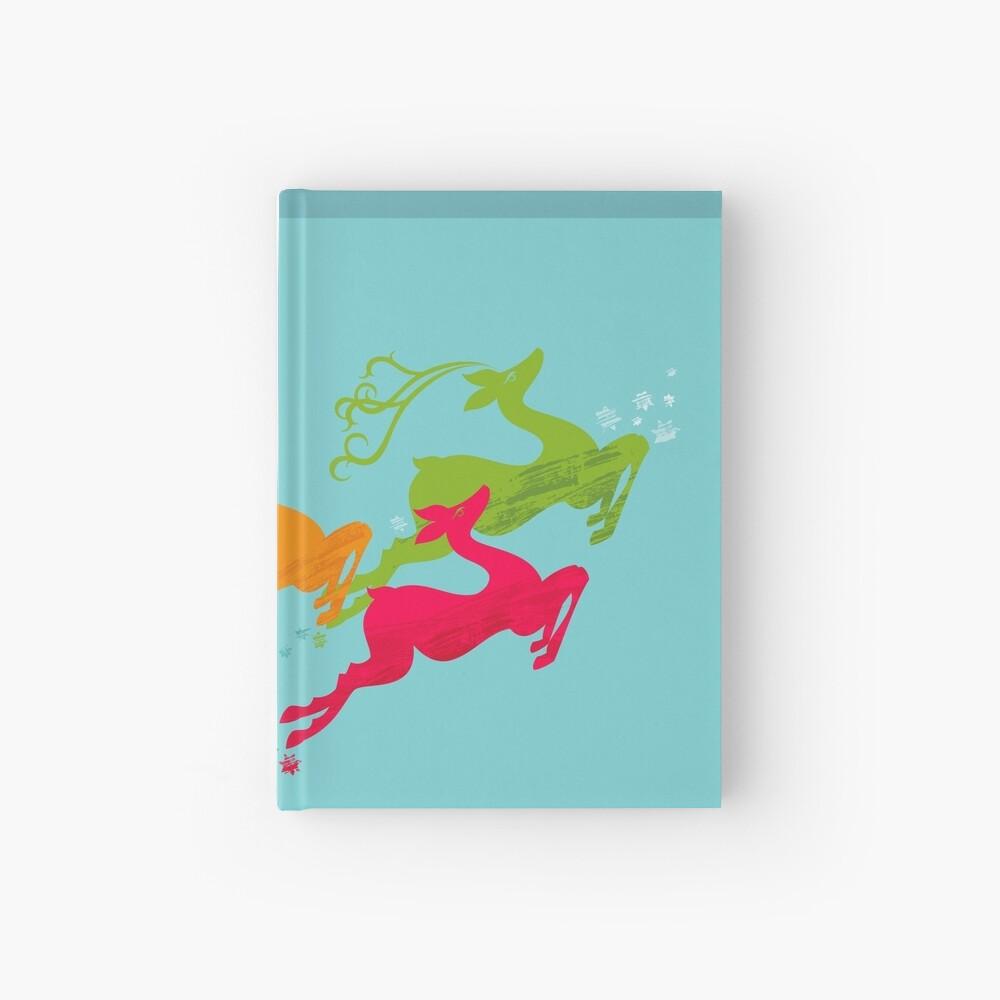 Winer Deer Hardcover Journal