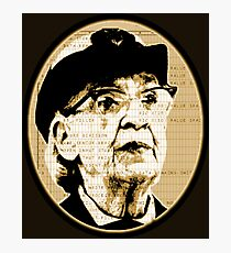 Grace Hopper - COBOL  Photographic Print