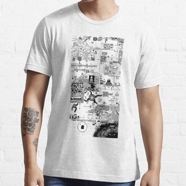 100 Bit Shirt Essential T-Shirt