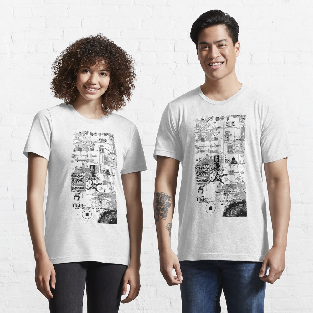 100 Bit Shirt Camiseta esencial