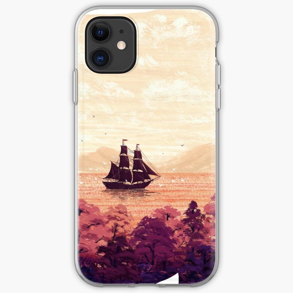 Rhinoscape iPhone Soft Case
