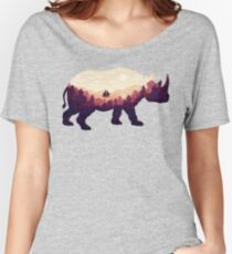 Rhinoscape Women's Relaxed Fit T-Shirt