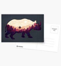 Rhinoscape Postcards