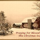 Vintage farm scene by Penny Fawver