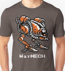 WarMECH Final Fantasy 1 NES TeeShirt T-Shirt