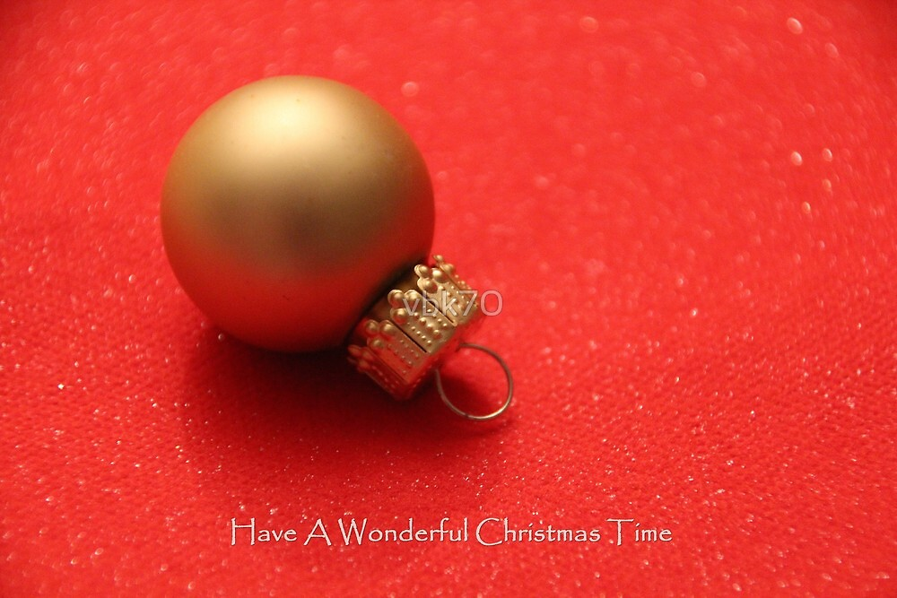 Christmas Card 5 by vbk70