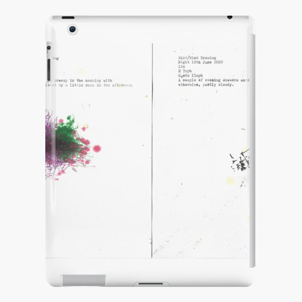 What the birds drew 12th June 2020 iPad Snap Case