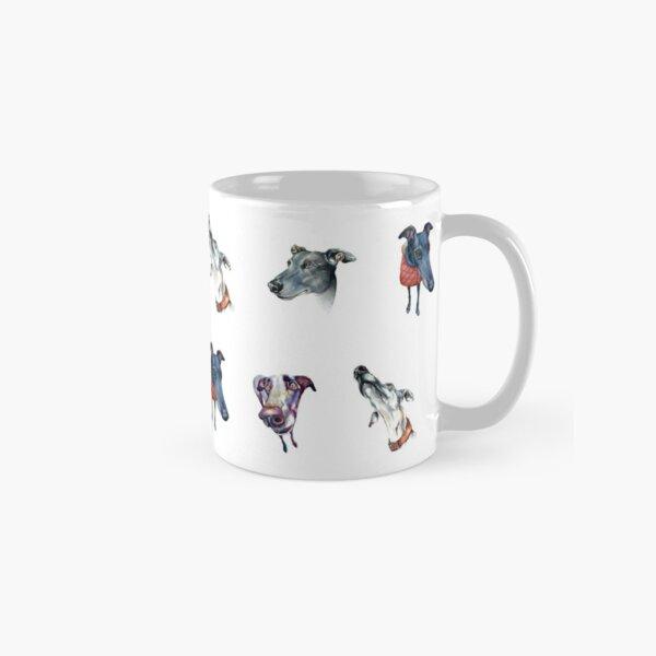 A Mute of Hounds! Classic Mug