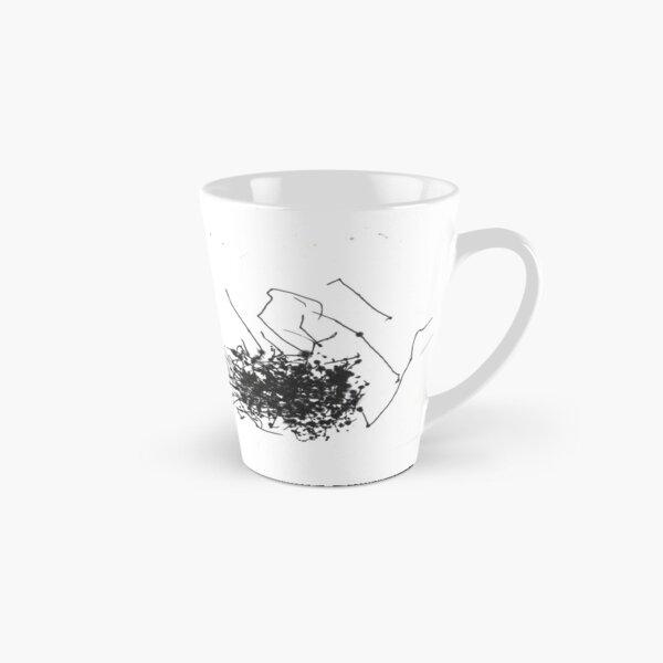 Drawings by birds. 4th June 2020 Tall Mug