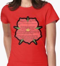 Scarlet Pimpernel - Sir Percy Blakeney's Poem T-Shirt