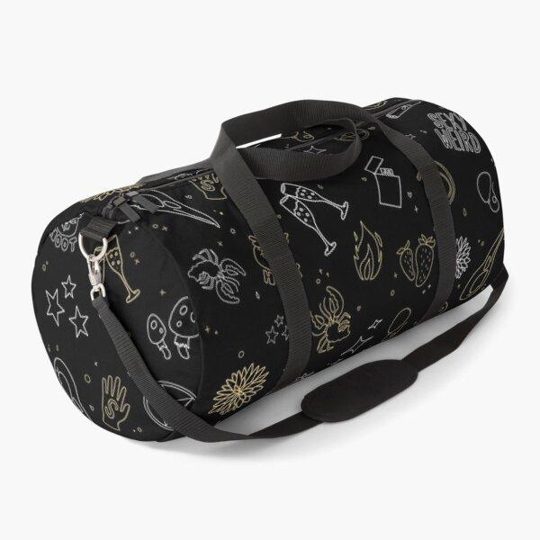 Pattern Design Symbols Fort Salem Witches Raelle Scylla Duffle Bag