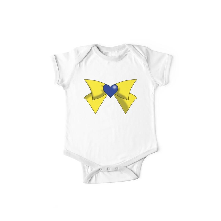 Super Sailor Uranus Bow by trekvix