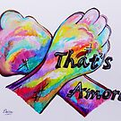 American Sign Language - That's Amore! by EloiseArt