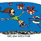Set your gift free by urbanmonk