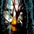 Save our trees Mask series by Martin Dingli