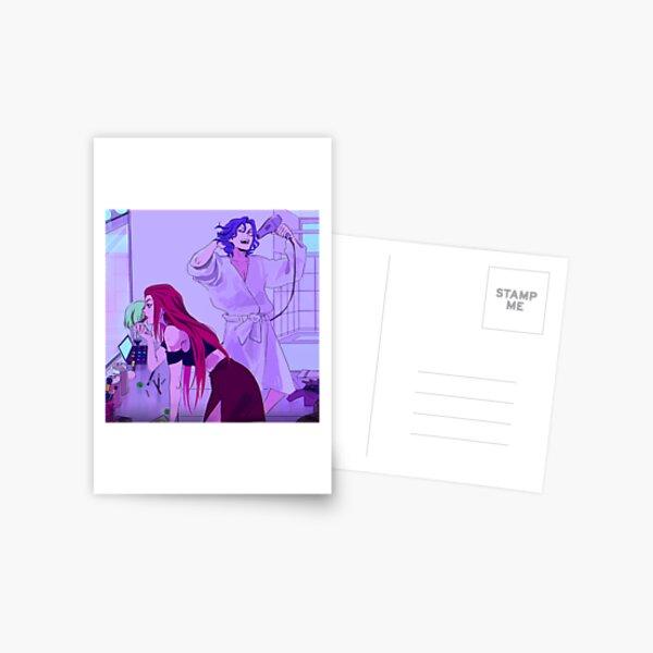 Team R | Preparing for trouble  Postcard