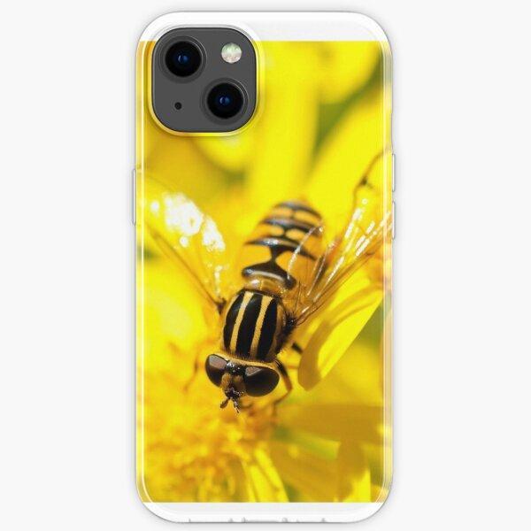 Mellow Yellow iPhone Soft Case
