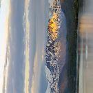 Kenai Mountains by JagiShahani