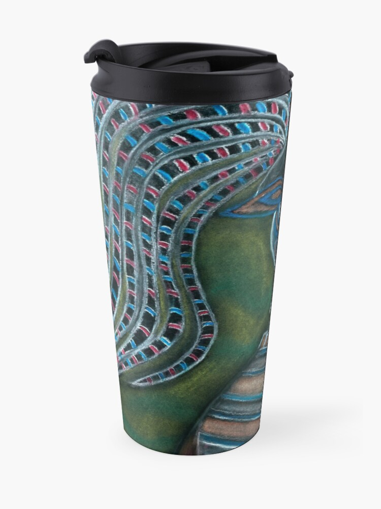 Alternate view of Trust in the Divine Goddess Within You Travel Mug