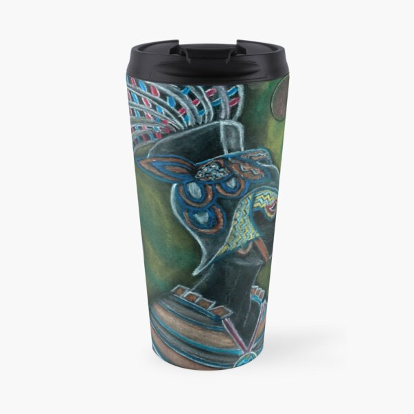 Trust in the Divine Goddess Within You Travel Mug