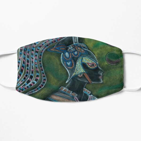 Trust in the Divine Goddess Within You Mask
