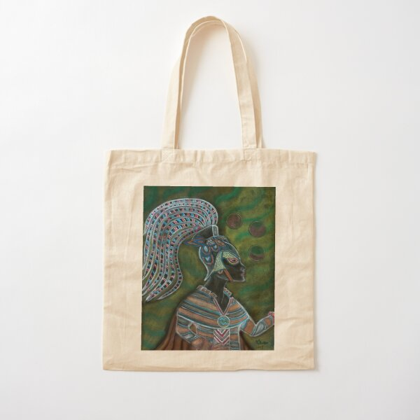 Trust in the Divine Goddess Within You Cotton Tote Bag