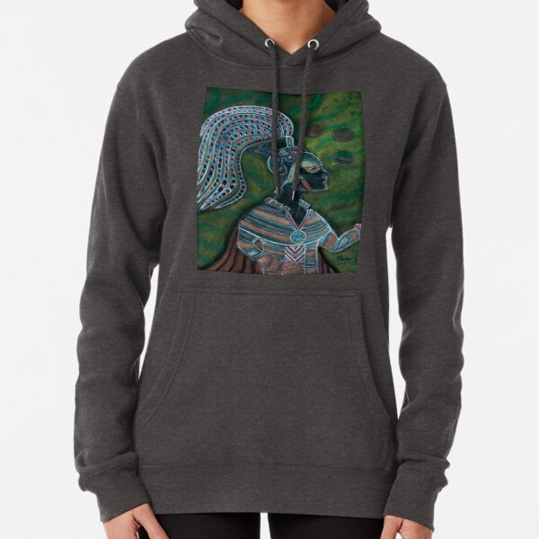 Trust in the Divine Goddess Within You Pullover Hoodie