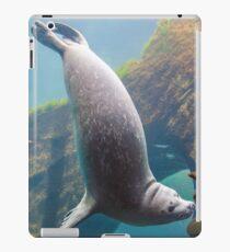 Harbor Seal iPad Case/Skin