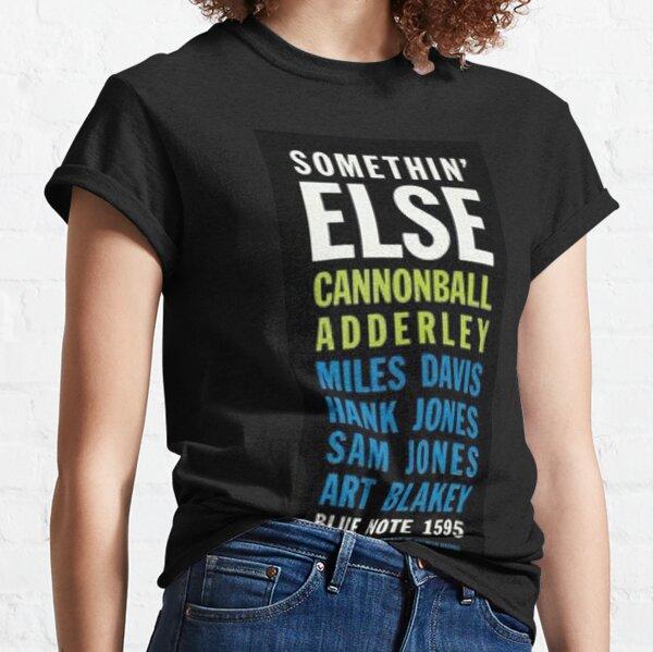 algo más cubrir Camiseta clásica