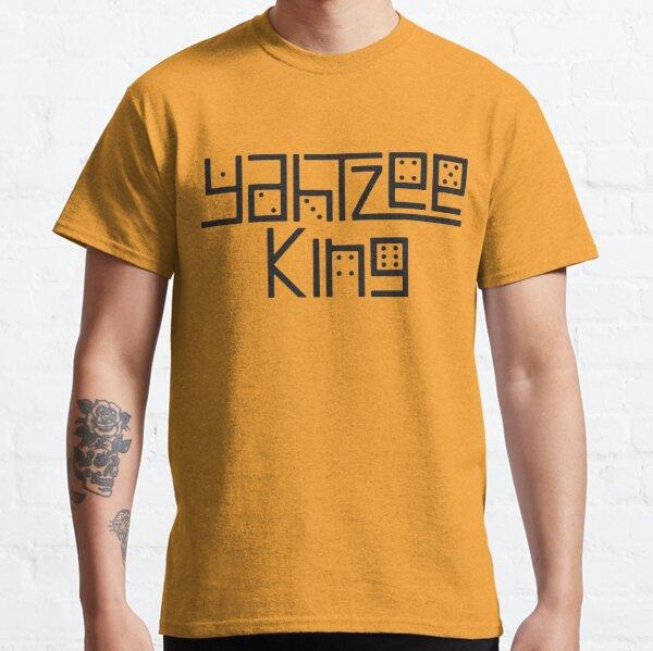 Yahtzee King Classic T-Shirt