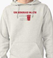 Undergrad Math Pullover Hoodie