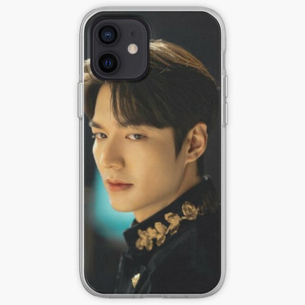 Lee min ho, the king iPhone Soft Case