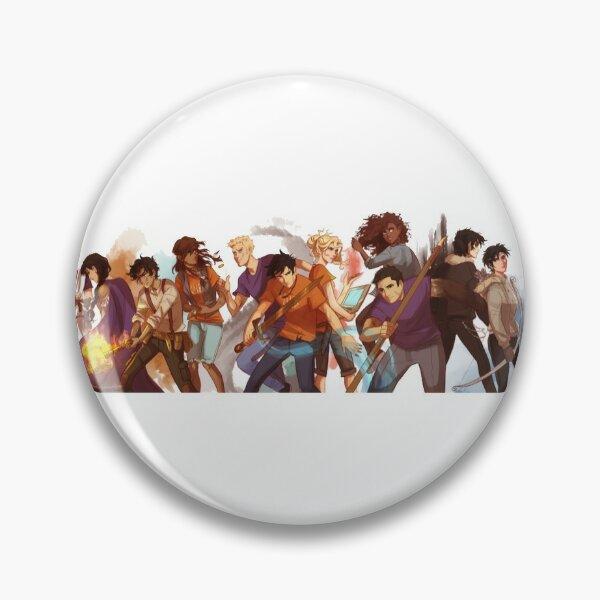 percy jackson-Heroes of Olympus Pin