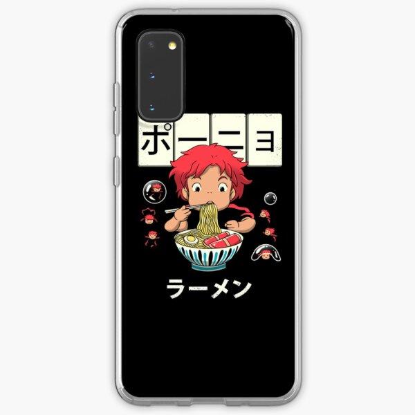 Goldfish ramen Samsung Galaxy Soft Case