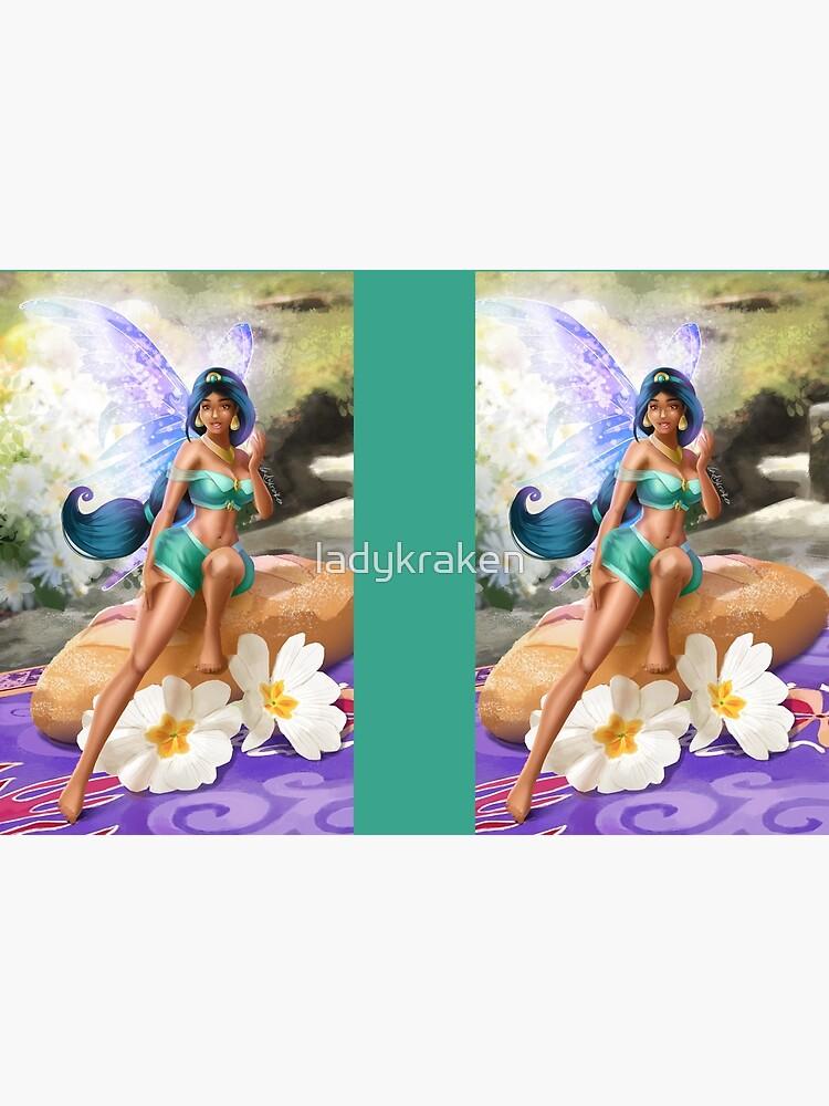 Bread Fairy by ladykraken