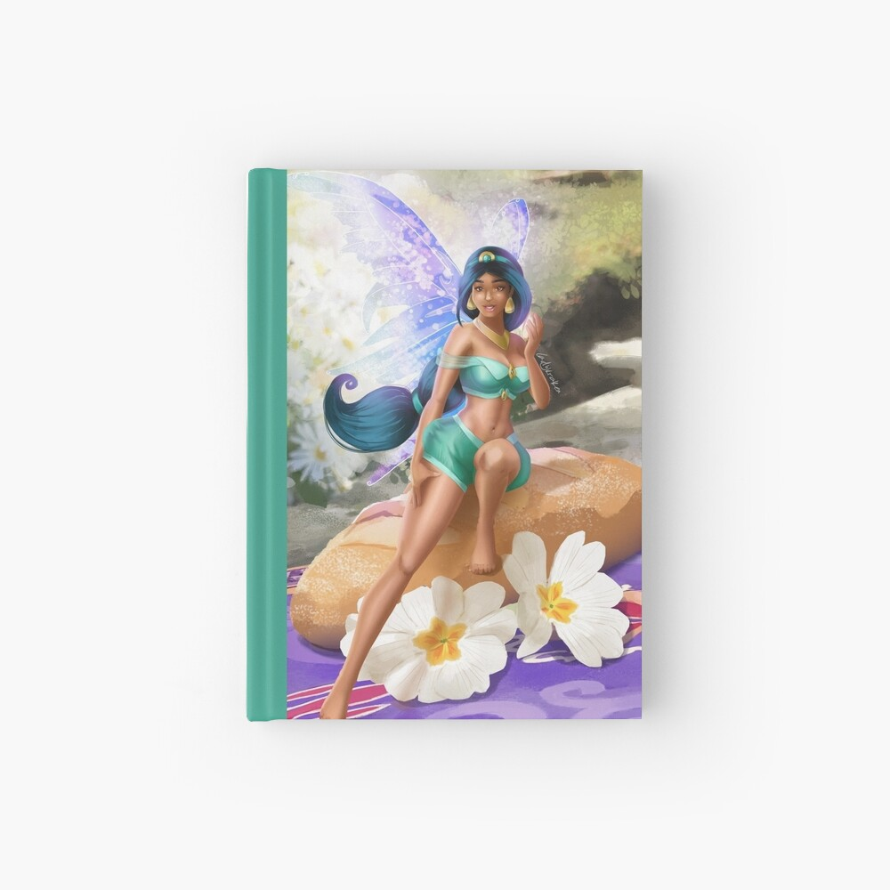 Bread Fairy Hardcover Journal