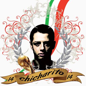 Chicharito Hernandez by TheBeksor