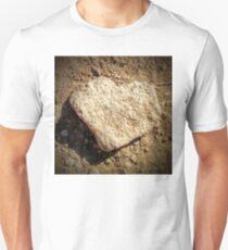 Sandstone Heart in Sand T-Shirt