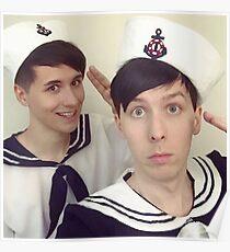 Sailor Boys Poster
