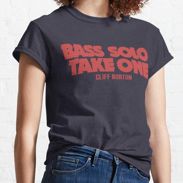 BASS SOLO TAKE ONE Classic T-Shirt