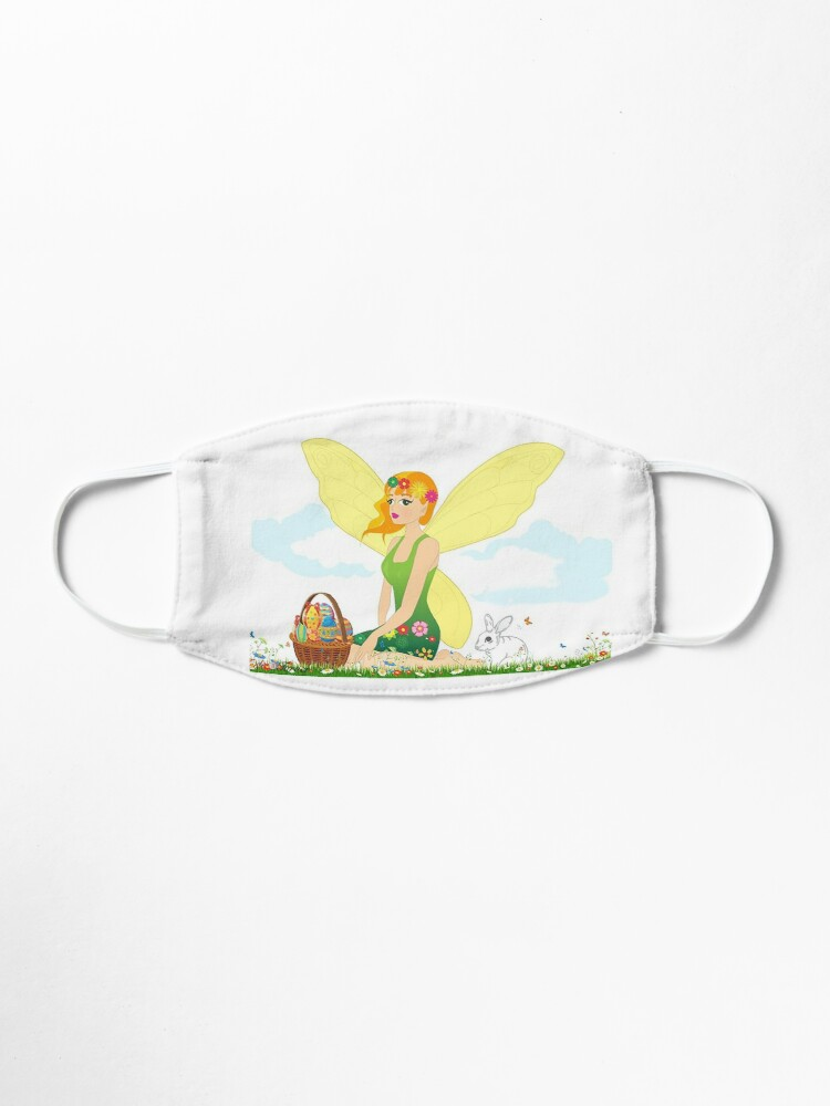 Alternate view of Florinda The Fairy Of Easter Cheer™ Mask