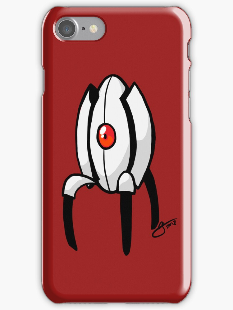 Turret Phone Case Red ver. by gtooth