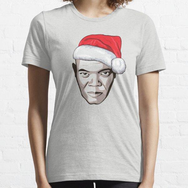Samuel L. Jackson - Christmas T-Shirt Essential T-Shirt