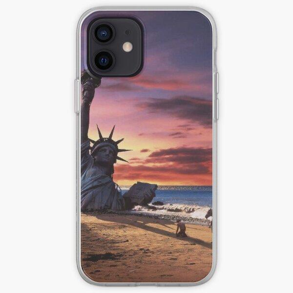 planète Coque souple iPhone