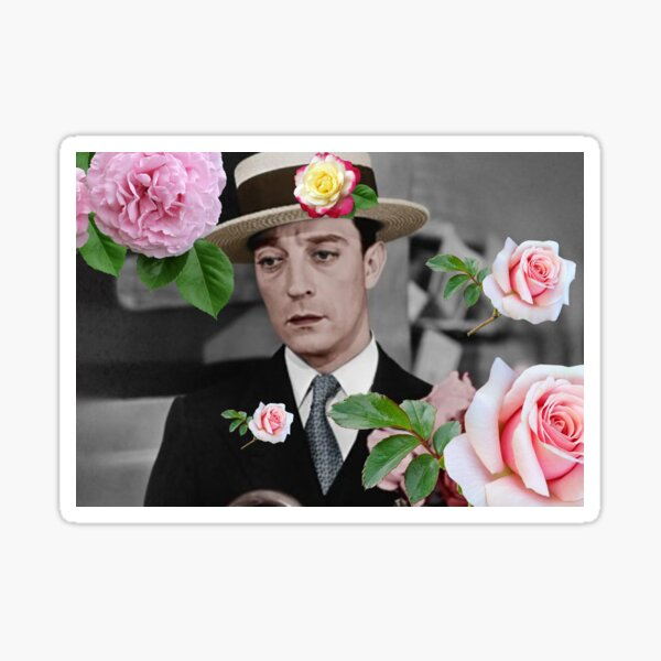 Roses buster Sticker