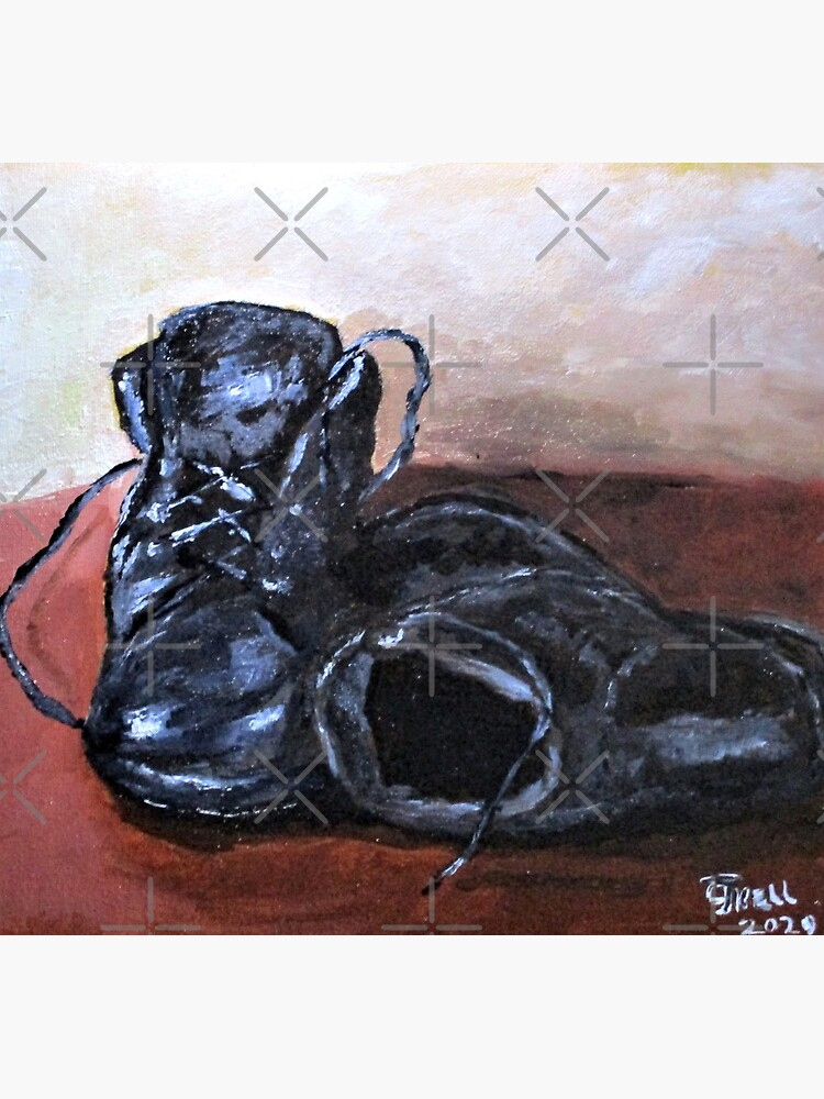 Work Shoes No2. by cjkell