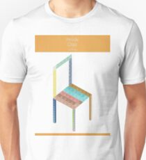 Periodic Chair of Elements Unisex T-Shirt